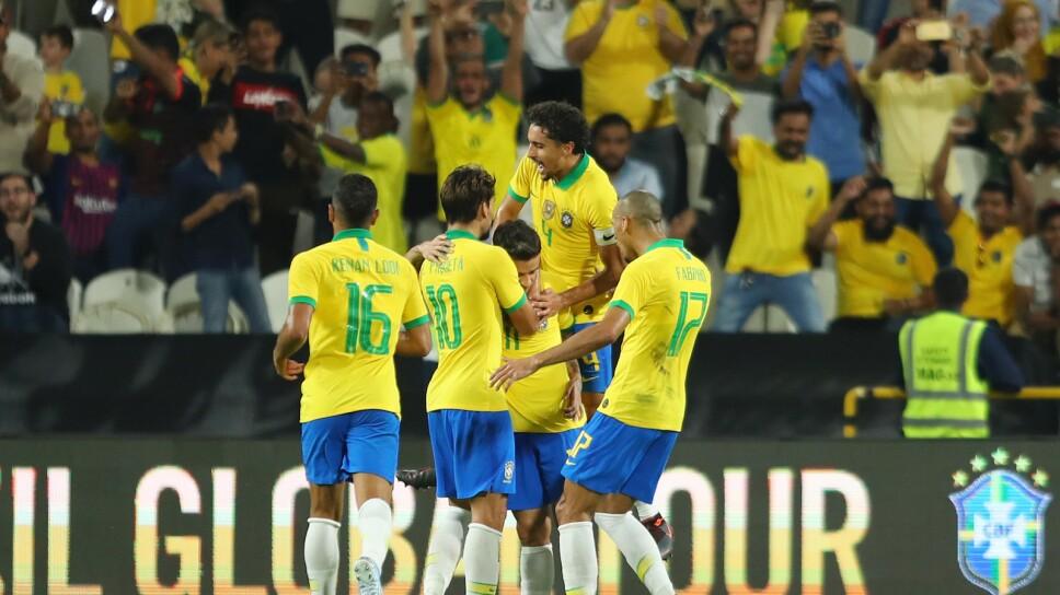 Brasil vs Corea del Sur