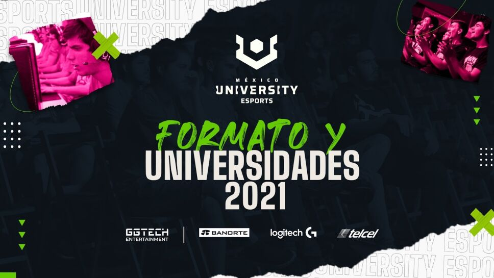 Becas Universitarias llegan a University Esports Mexico