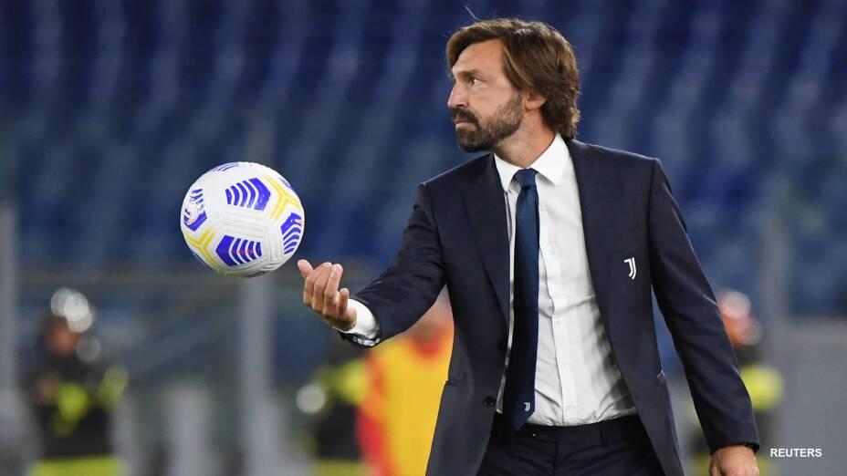 Andrea Pirlo enfrenta su primera Champions League como entrenador
