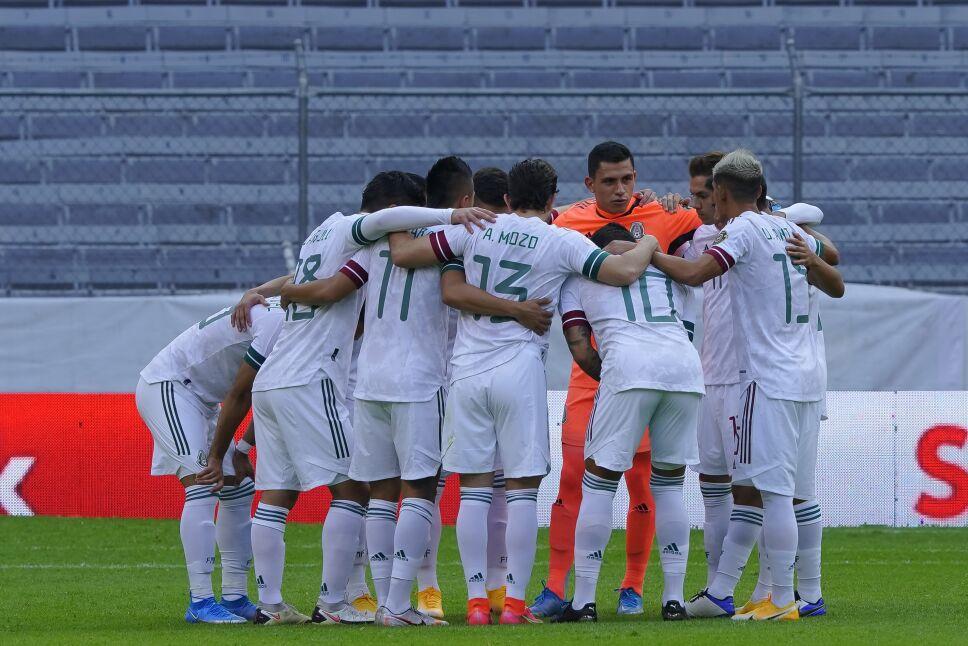 México tendrá equipo completo ante Costa Rica en el Preolímpico