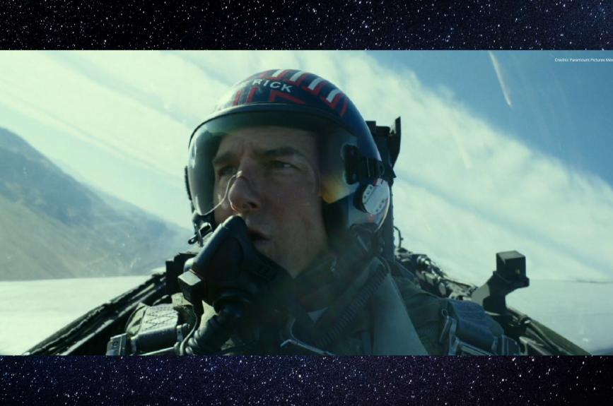 Top Gun Maverick películas
