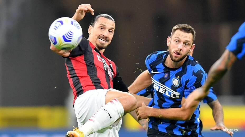 """Con Ibrahimovic, Milan es el dueño del """"Derbi della Madonnina"""""""
