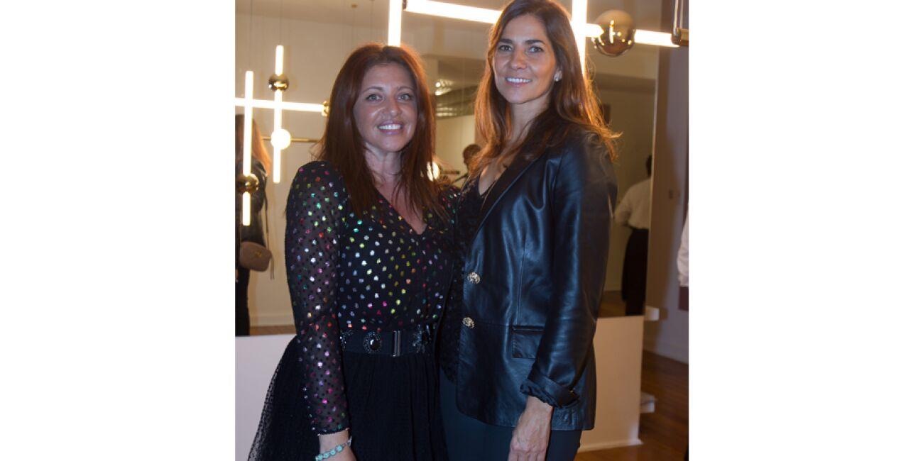 Olga Hanono y Covadonga Hernández