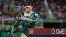 Alexa Moreno gimnasta mexicana en Tokio 2020
