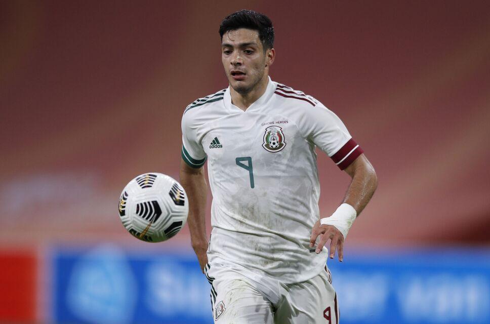 Raúl Jiménez, nuevo líder de la Selección Mexicana