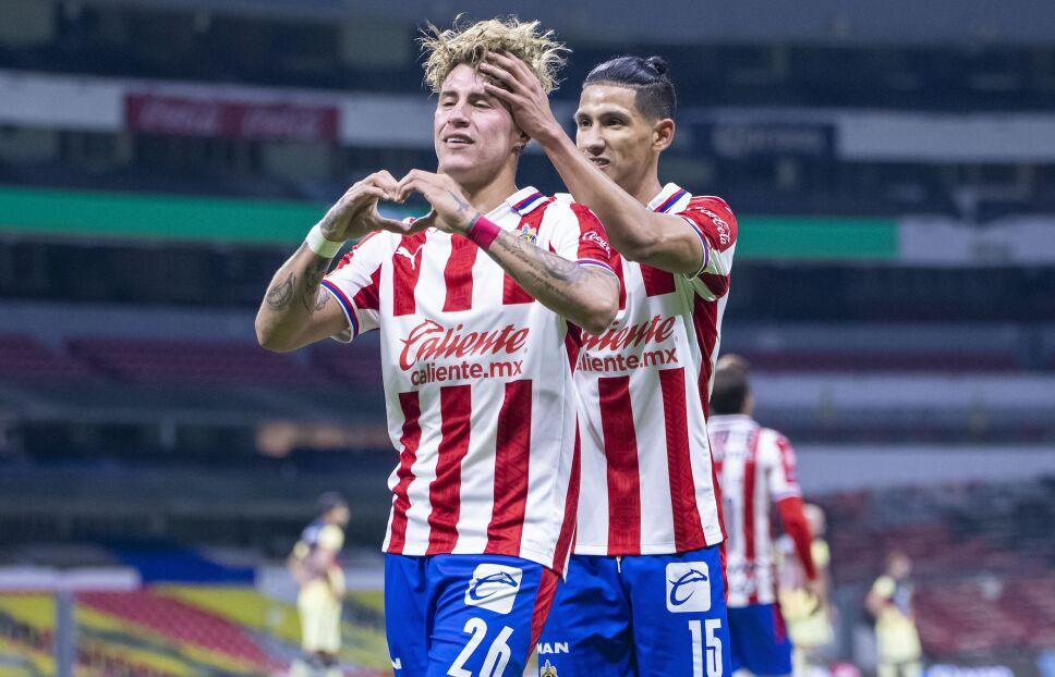 Cristian Chicote Calderón Chivas eliminó al América