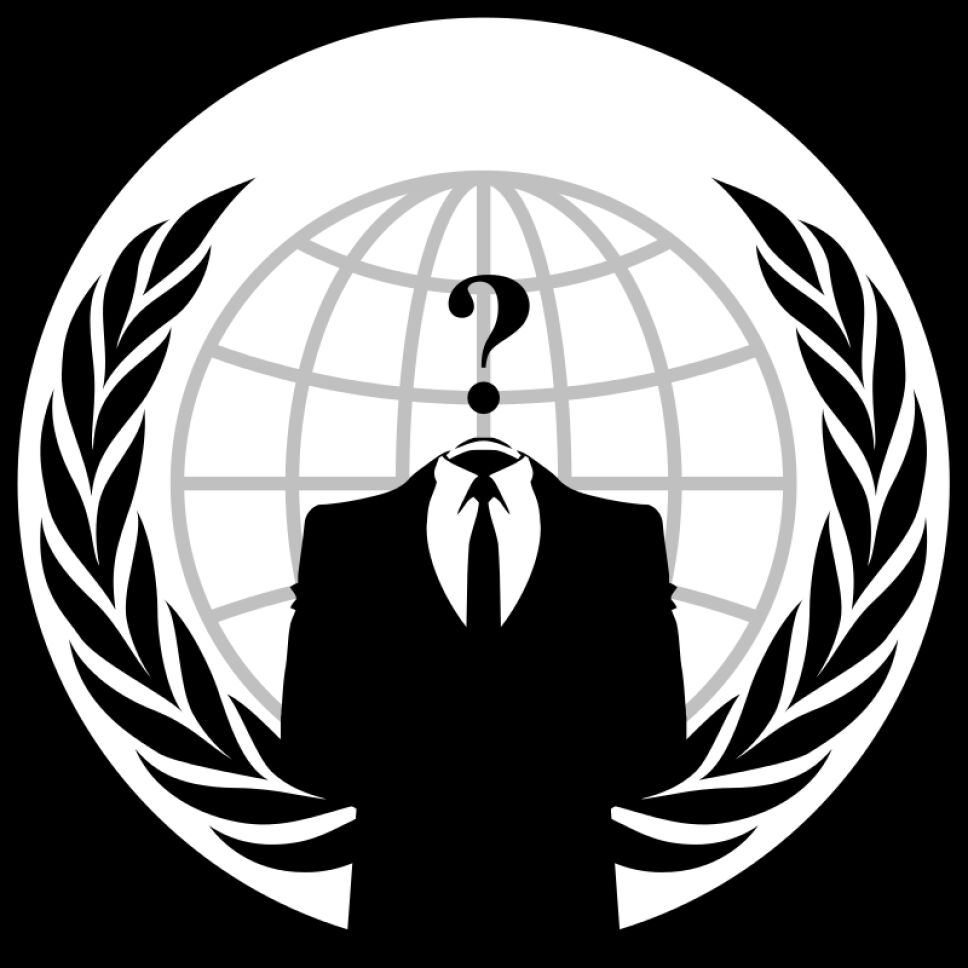 emblema anonymous