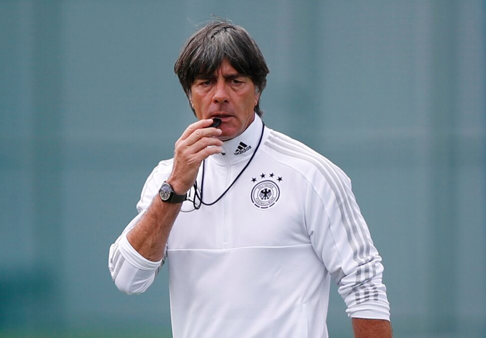 Joachim Löw, director técnico de Alemania