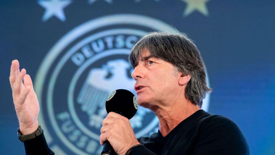 Joachim Löw selección de Alemania