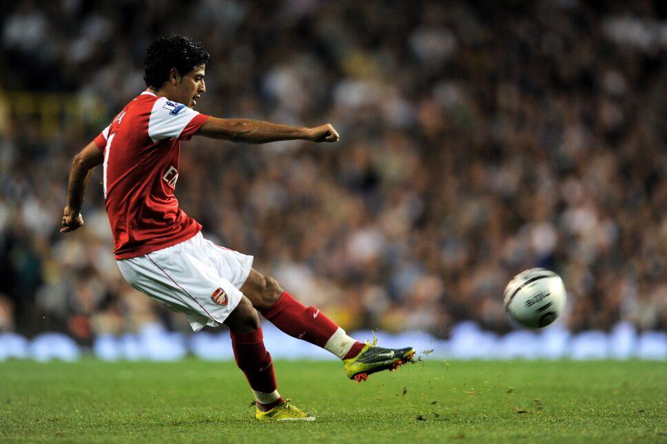 Carlos Vela en el Arsenal