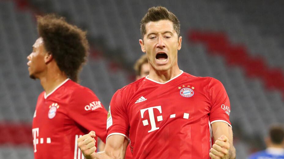 Bayern le aplicó la dosis del Barcelona al Schalke 04