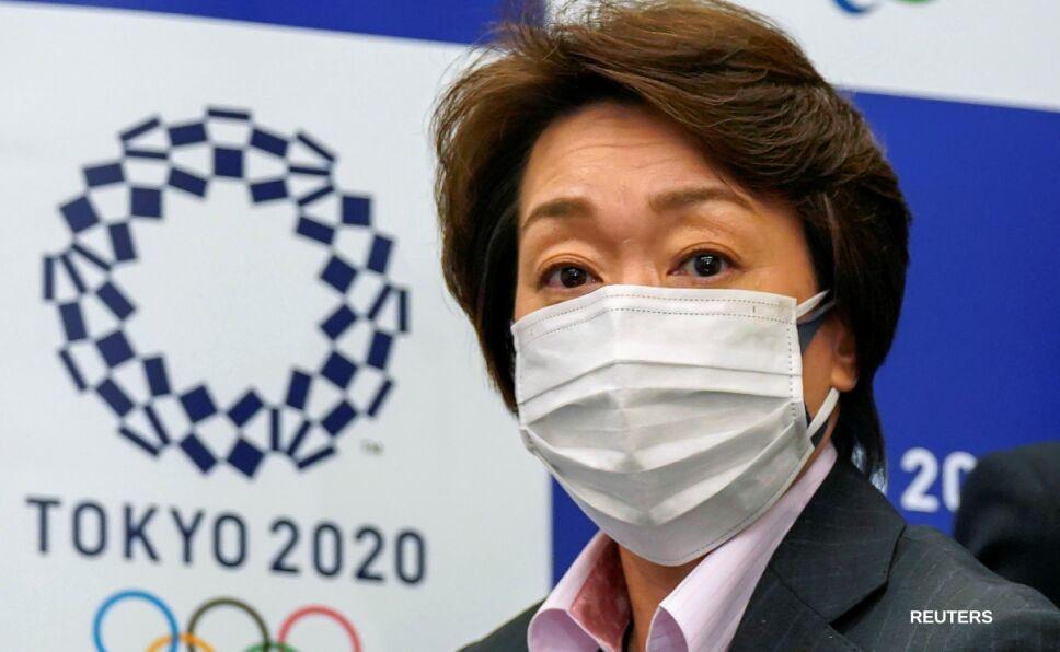 Seiko Hashimoto, Presidenta del Comité Organizador de los Juegos Olímpicos de Tokio 2021