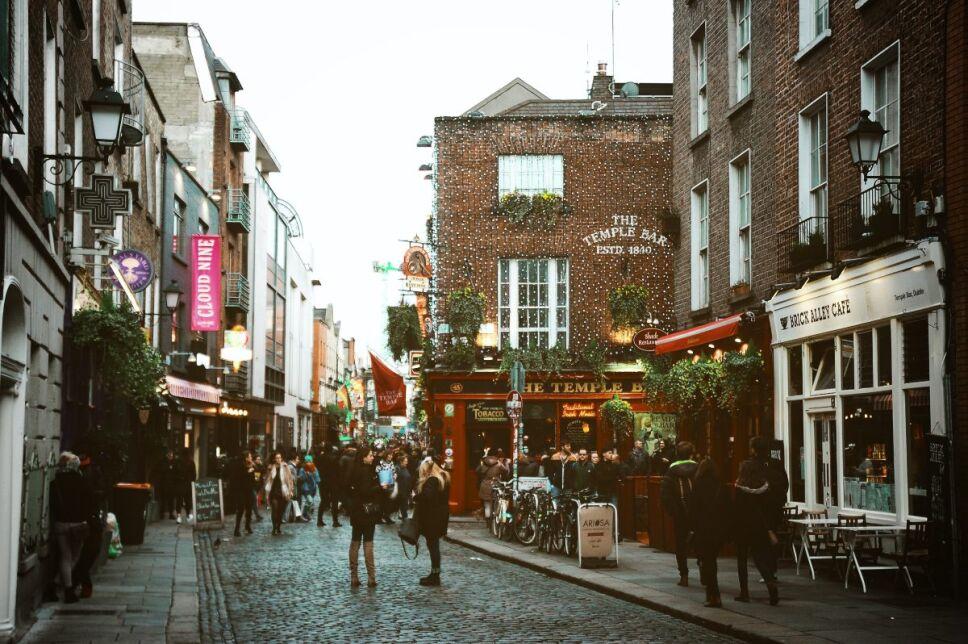 Irlanda dará 100 becas a mexicanos que quieran estudiar inglés gratis en Dublín
