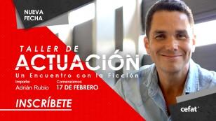 Taller de actuación Adrián Rubio 3