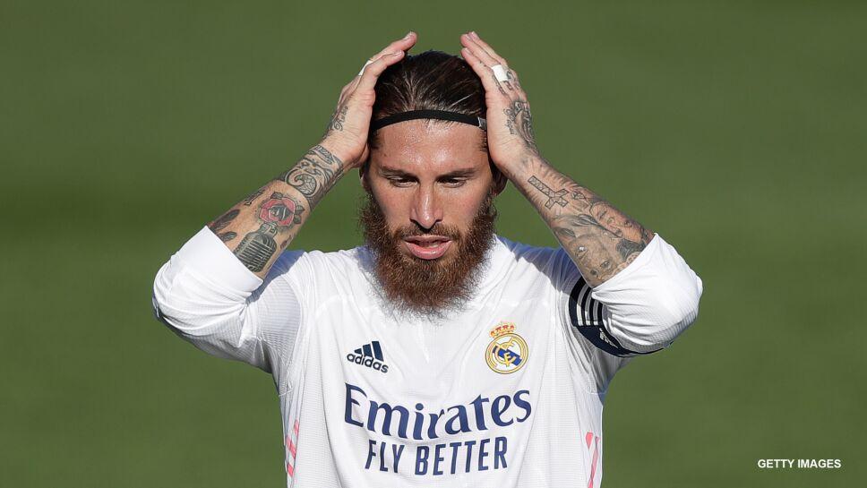 Sergio Ramos con una nueva marca