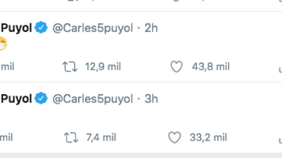 Comentarios polémicos de Carles Puyol