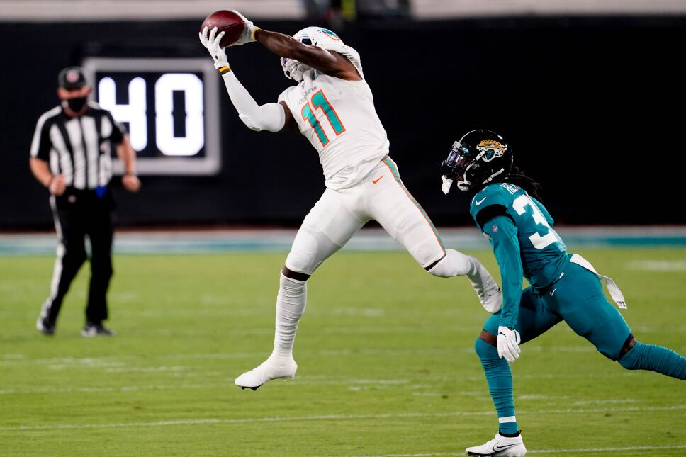 NFL: Miami Dolphins at Jacksonville Jaguars