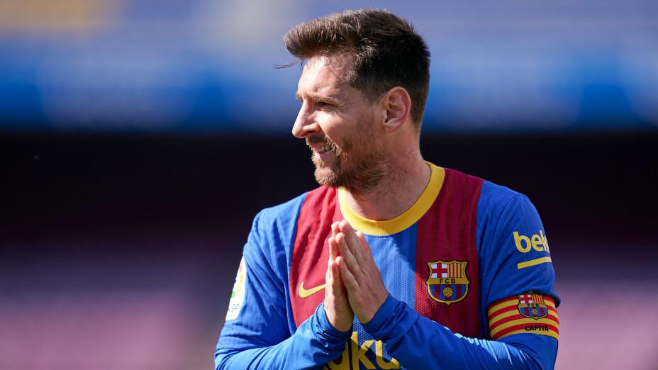 Messi despedida FC Barcelona. LaLiga