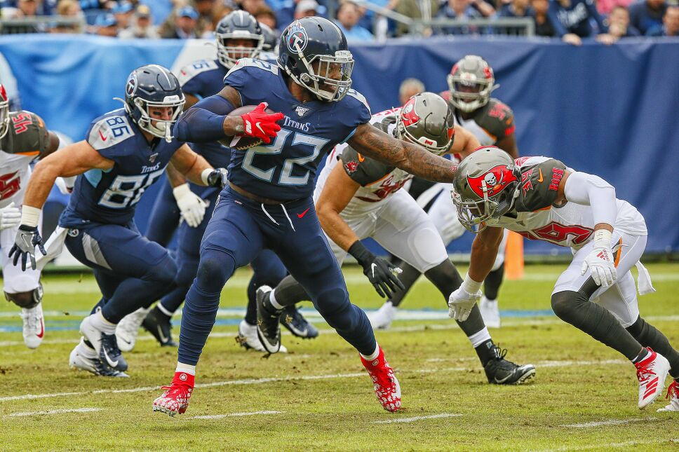 Tampa Bay Buccaneers vTennessee Titans