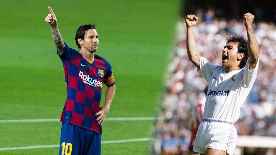 Messi iguala a Hugo Sánchez