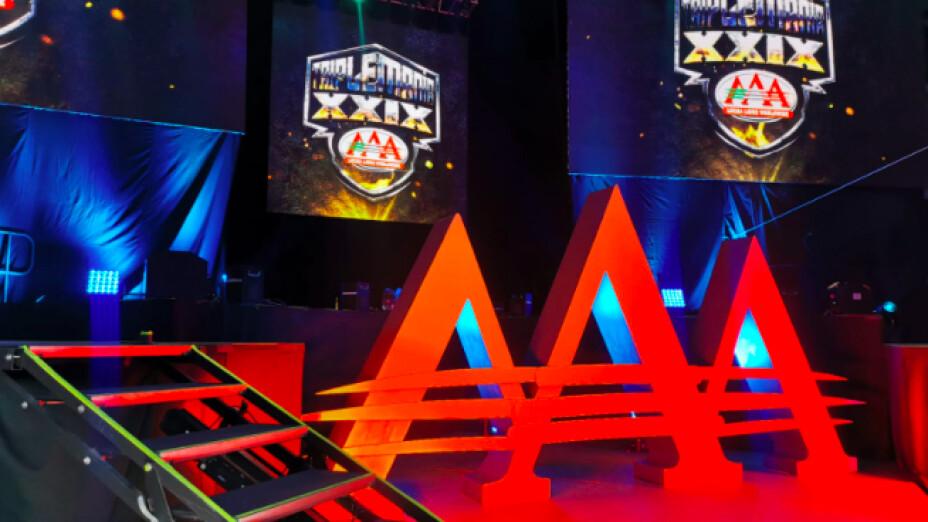 Triplemanía XXIX lucha libre