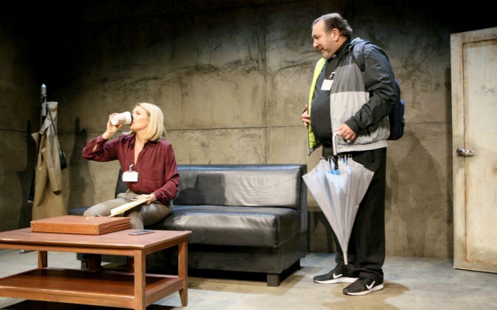 Una puesta en escena con dos grandes actores que no puedes perderte Foto AMC