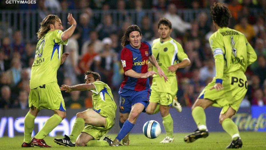 A 10 años del mejor gol de Messi