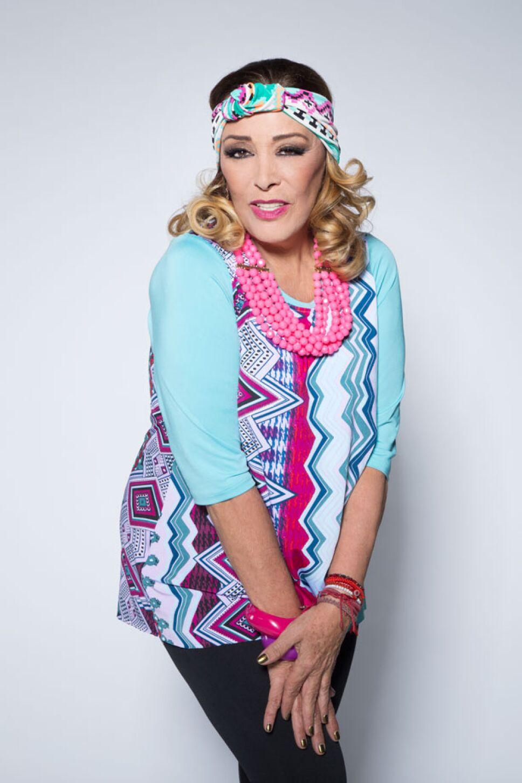 Sylvia Pasquel es Frida del Monte en 3 Familias