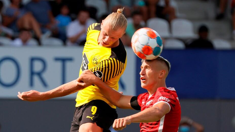 Friburgo vs Dortmund