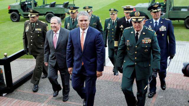 colombia ejercito ivan duque