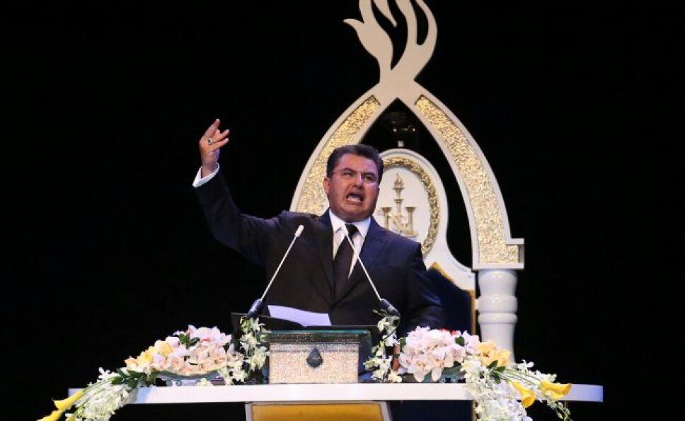 Detienen a Naasón Joaquín García, líder de la organización religiosa La Luz del Mundo