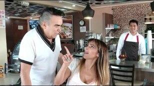 Verónica Macías le dio trabajo a Carlos Ignacio