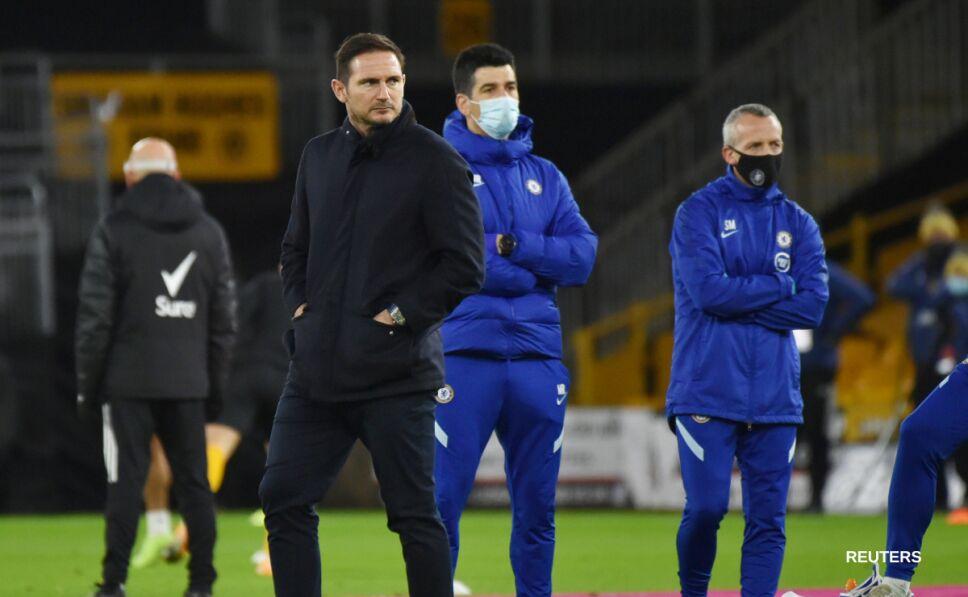 Entrenamiento del Chelsea