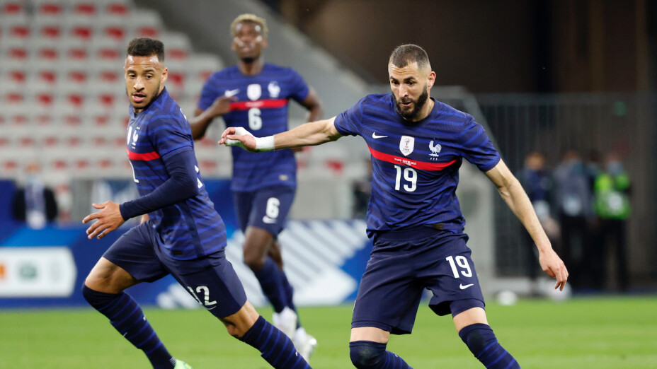 Francia favorito Eurocopa 202o