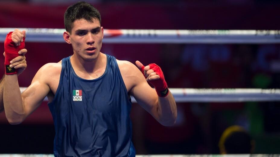 Rogelio Romero, boxeador mexicano