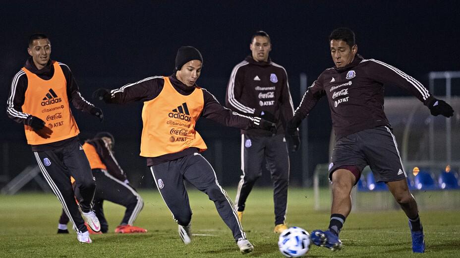 Selección Mexicana vs Selección de Japón