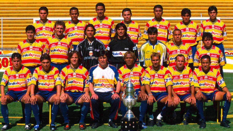 Monarcas Campeón invierno 2000
