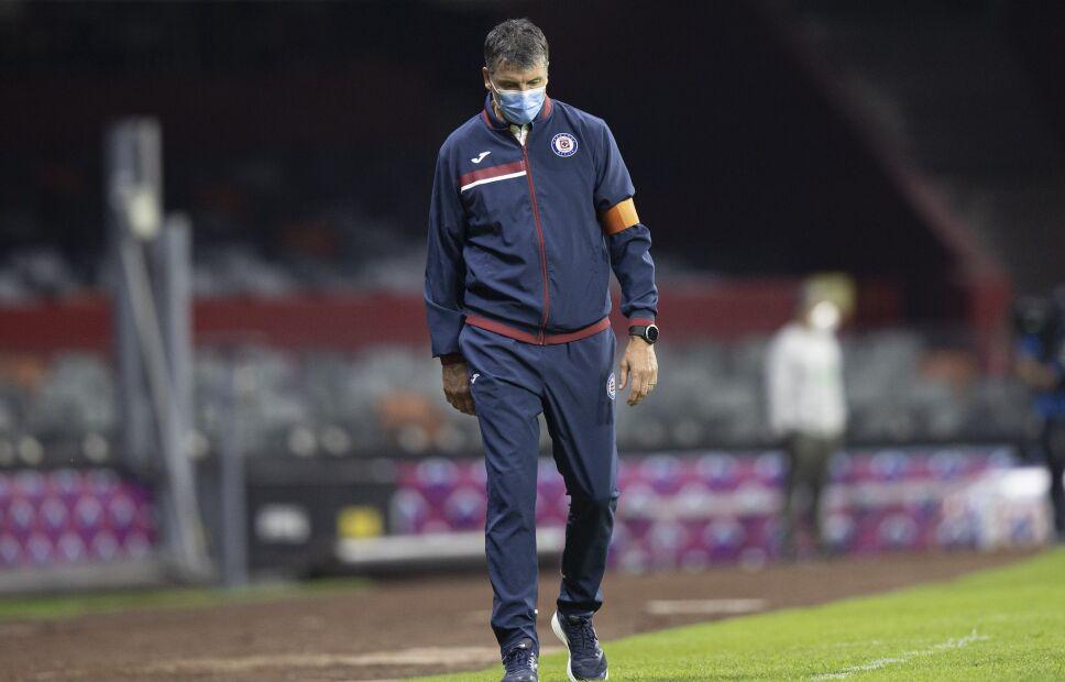 Robert Dante Siboldi renuncia a Cruz Azul