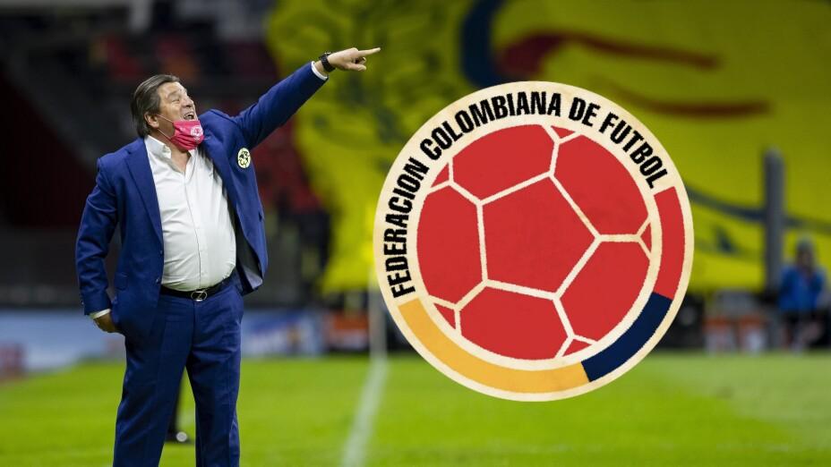 Miguel Piojo Herrera podría dirigir a la Selección de Colombia