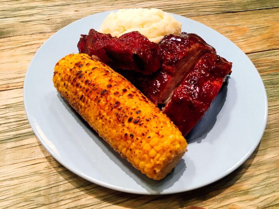 Costillas BBQ, receta, Cocineros Mexicanos, TV Azteca