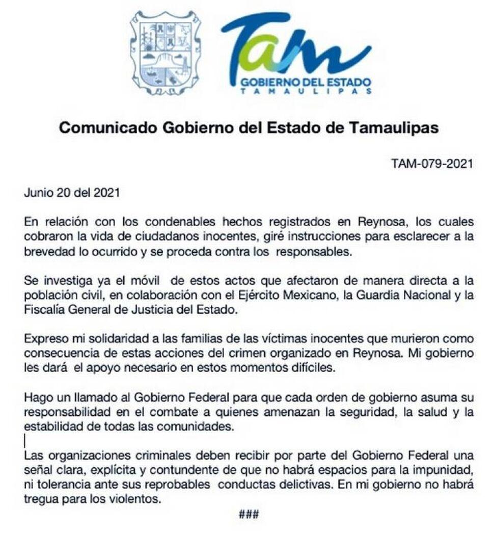 Cabeza de Vaca Tamaulipas