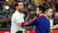 Sergio Ramos espera a Lionel Messi en el PSG