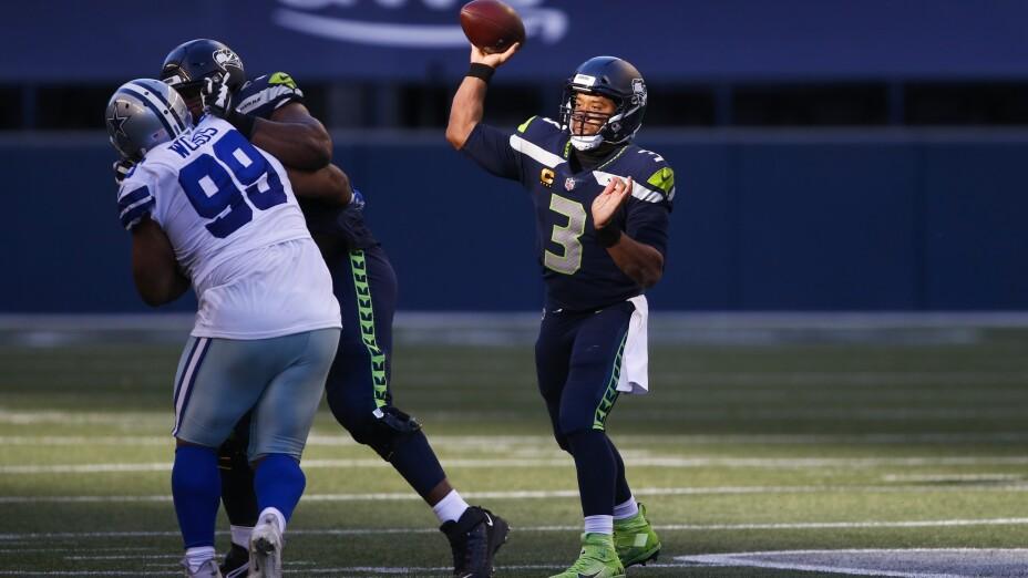 NFL: Dallas Cowboys en Seattle Seahawks