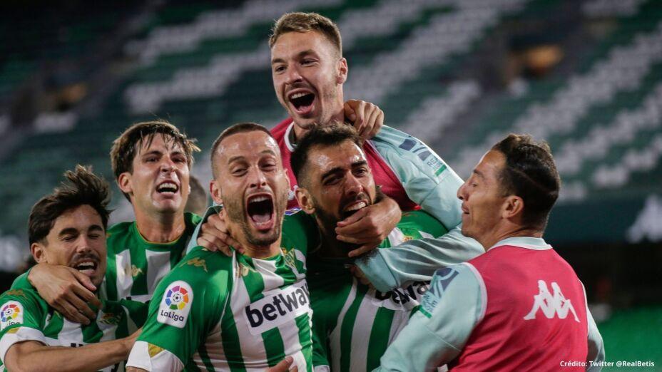 19 campeones futbol español La Liga real betis.jpg