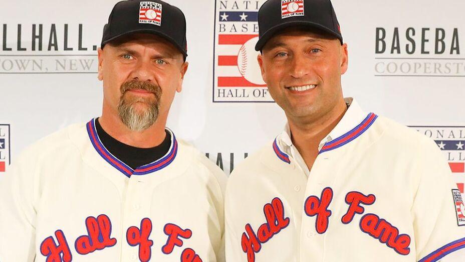 Walker y Jeter en Cooperstown.jpg