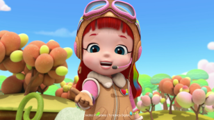 Rainbow Ruby kidsiete