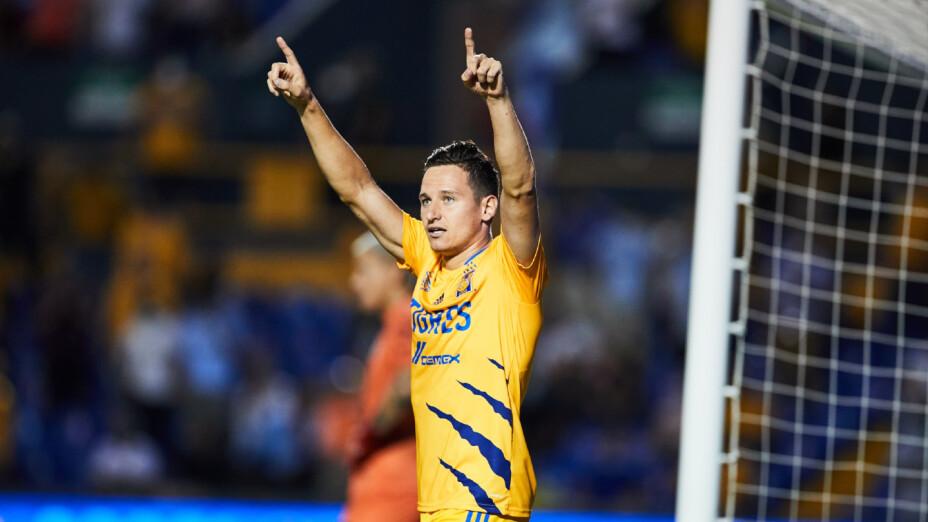 Florian Thauvin, jugador de Tigres