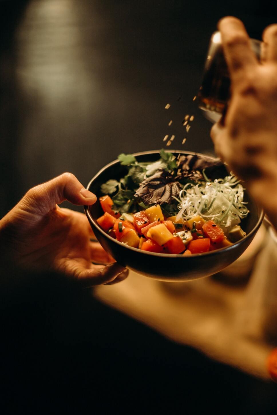 cuida tu cena antes de dormir y baja de peso