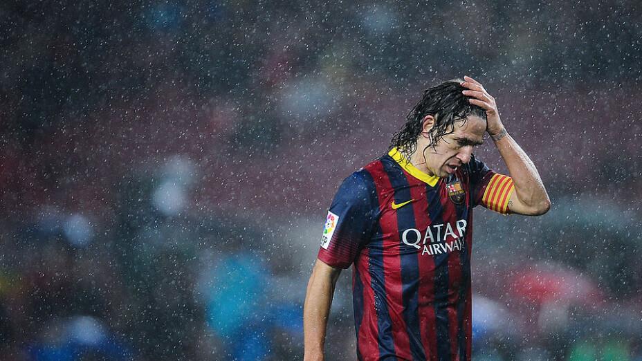 """Puyol reacciona a la """"ayuda"""" arbitral que recibió el Real Madrid"""