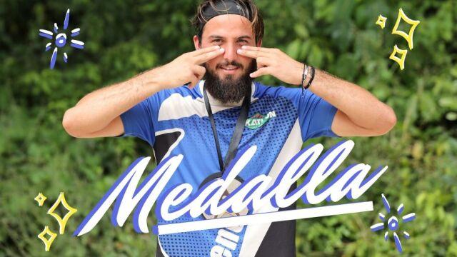 ¡Keno hizo una excelente carrera y logró quedarse con la medalla!